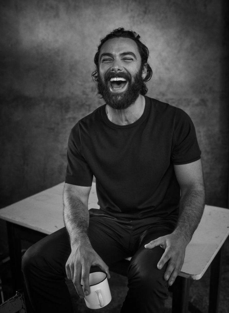 Aidan Turner | TOMO BREJC PHOTOGRAPHER & DIRECTOR