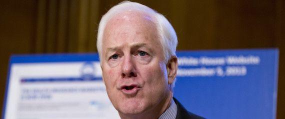 John Cornyn, Texas Senator, Says Iran Deal Is Obamacare Distraction