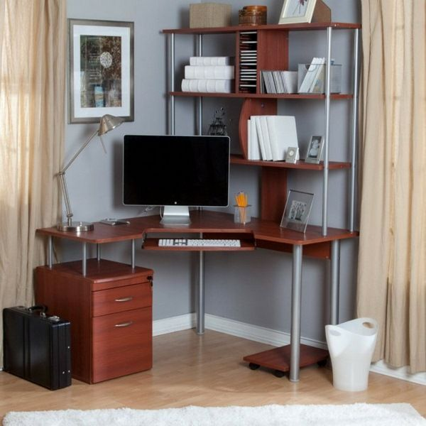 25 best ideas about gray home offices on pinterest grey study desks study furniture sets and blue home office furniture - Desk Colors
