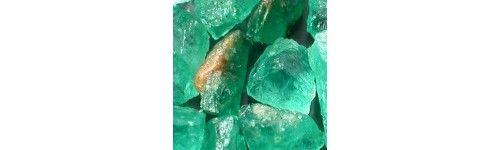 Aneka Koleksi Batu Zamrud, Natural Green Emerald