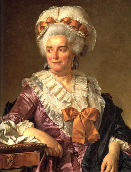 David, Jacques-Louis (b,1748)- Genevieve J Pecoul