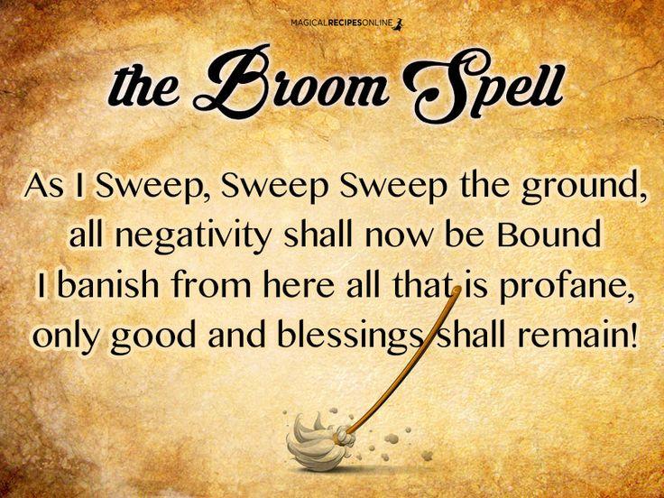 Broom Spell                                                                                                                                                                                 More