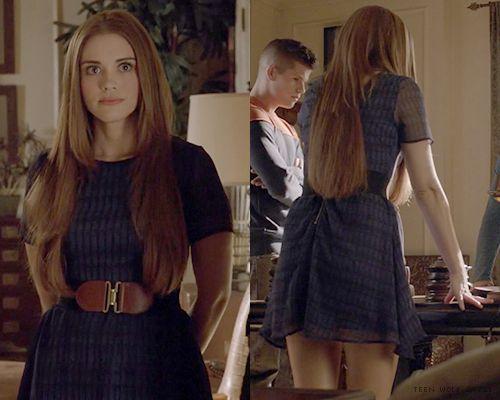 Sweet, Short & Stylish : Lydia Martin Season 3 Style