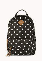 Classic Polka Dot Backpack