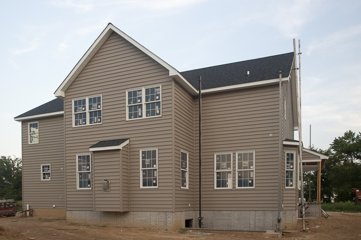 Pebble Siding Color Outside Siding Home Ideas