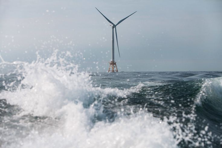 A just-completed project off the coast of Rhode Island, though relatively tiny (only enough to power 17,000 homes), is at the forefront of a sea-based transition to renewable energy. (2016-08-23 NYTimes)
