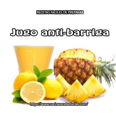Este jugo es recomendable en caso de agotamiento físico pues proporciona hierro, calcio, fibra y vitaminas A, B y C.          Ingredientes...