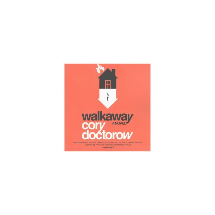 Walkaway (Unabridged) (CD/Spoken Word) (Cory Doctorow)