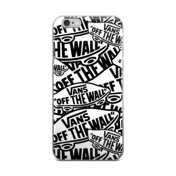 a vans of the wall iñhone 6