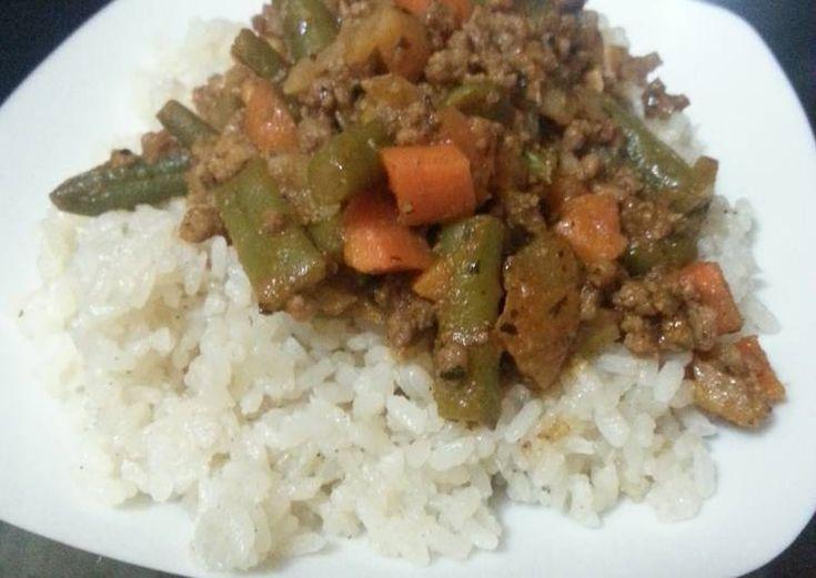 Egyptian white rice simple recipe recipe by lamiaa abou
