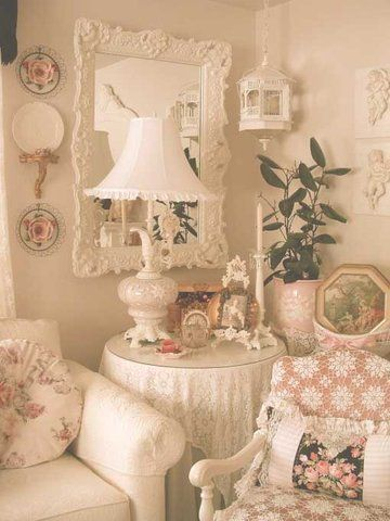 2189 best images about shabby chic french cottage on - French shabby chic living room ideas ...