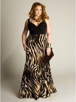 The Exotic Plus Size Luxury from the 4 Regions of the World by IGIGI...This is HAWT