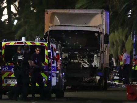 仏ニースのテロ攻撃 オランダ国王と首相が衝撃を表明