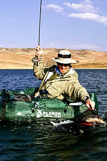 Hogs, lunkers or buses are what the prized big trout are called. Tom Sutcliffe explains how to catch them in the lakes of the Eastern Cape Highlands