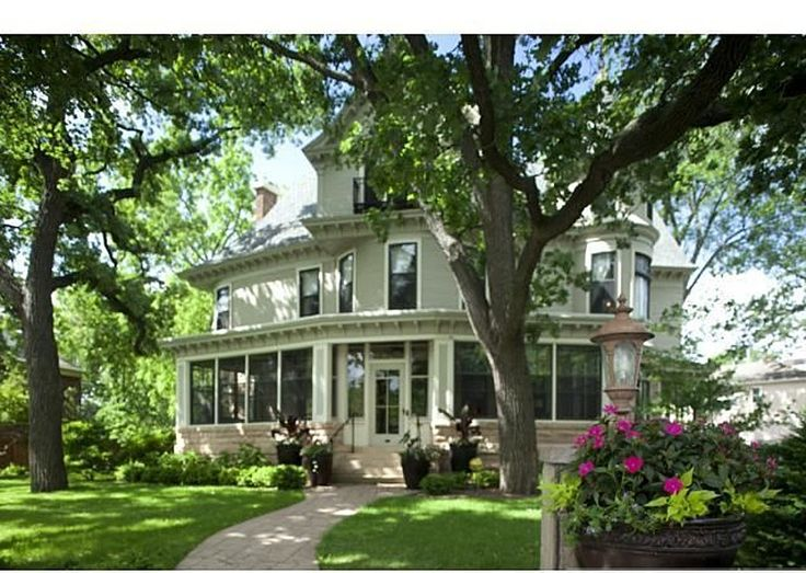 2104 Kenwood, Minneapolis, MN (house From Mary Tyler Moore)