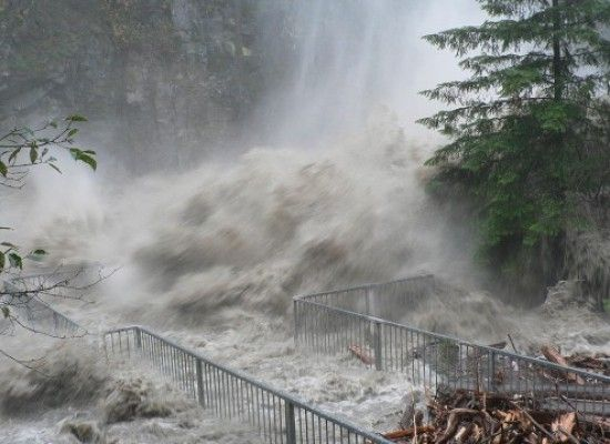 Southern California mudslides | Southern California Wildfires Trigger Flash Floods and Mudslides