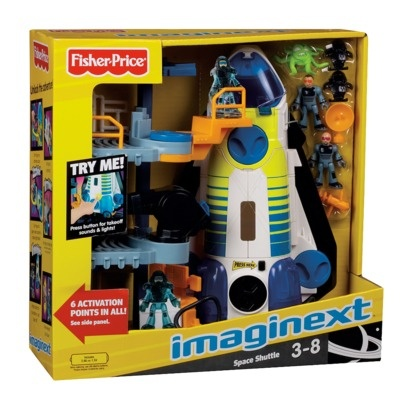 imaginext space shuttle accessories - photo #9