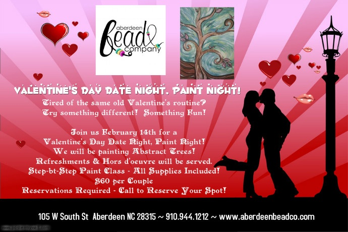 valentines day dating events