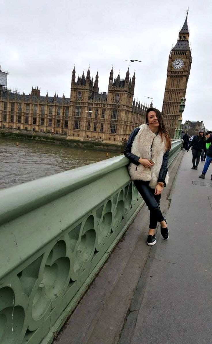 When in London-London style at Westminster