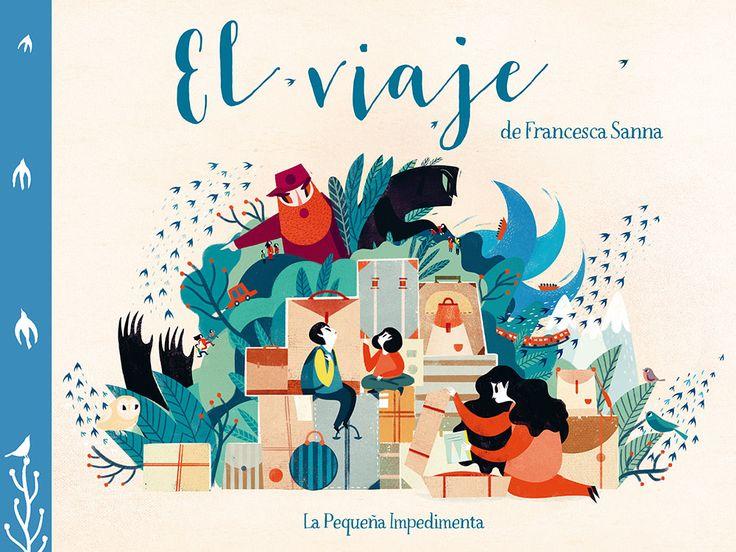 Escrito e ilustrado por Francesca Sanna. Ganador del XVII Premi Libreter 2016 en la categoría de album ilustrado