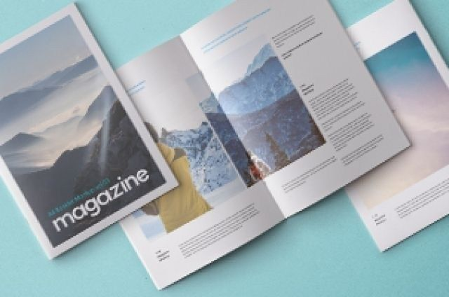 50 Booklet Mockup For Promotion