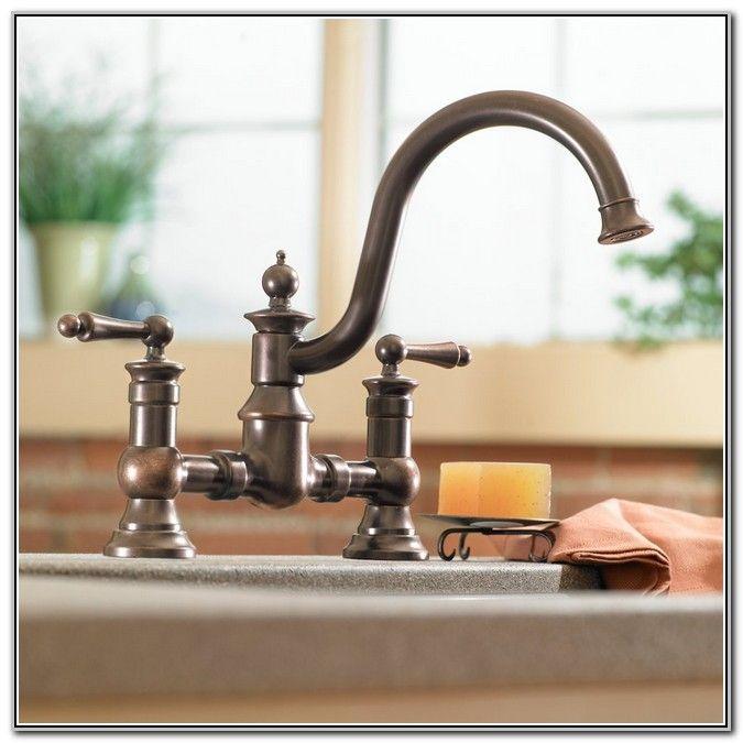 Moen Oil Rubbed Bronze Kitchen Faucet Moen Pinterest Faucets Kitchen Faucets And Oil