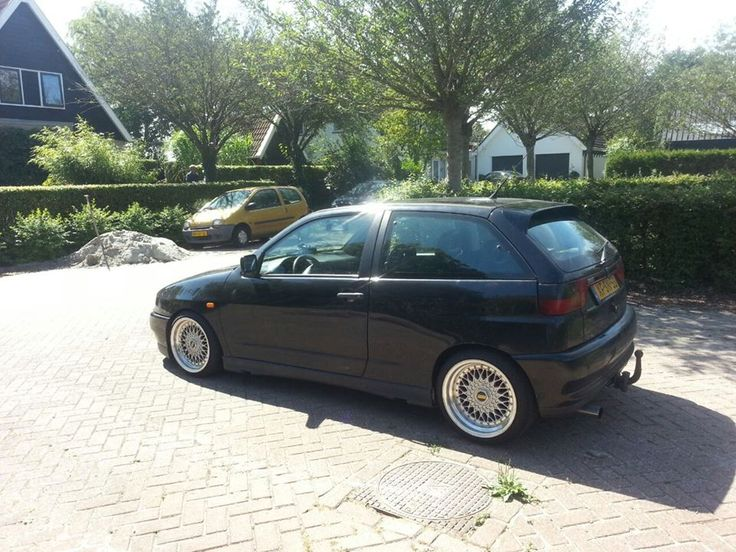 seat ibiza 1 9 tdi on 16inch bbs rs reps 8j and 9j my cars. Black Bedroom Furniture Sets. Home Design Ideas