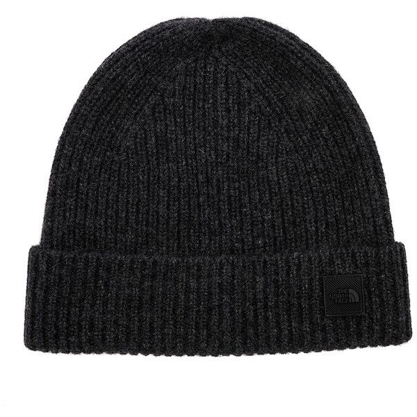 dc26ba701 The North Face Cryos Cashmere Beanie ($100) ❤ liked on Polyvore ...