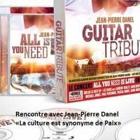 L'heure bleue - 15 avril 2016 - Jean-Pierre Danel by RADIO MIEUX ÊTRE on SoundCloud  #jeanpierredanel #danel #guitar #guitarist #strat #fender #stratocaster #missdaisy #music #France #rock