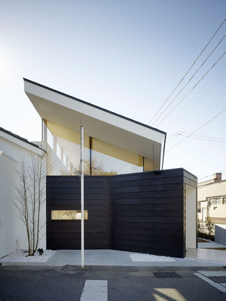 646 best Architecture Design / floor plans images on Pinterest ... Christine Hargrave House Sketch Design on