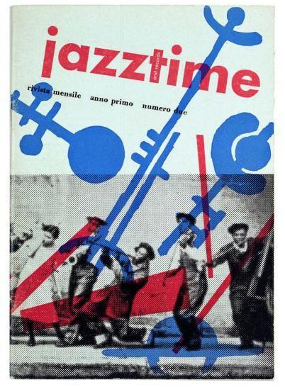 Max Huber: maxieland jazz! - Design - Domus