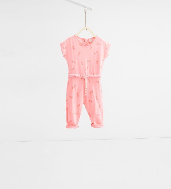 Image 1 of Trumpets jumpsuit from Zara
