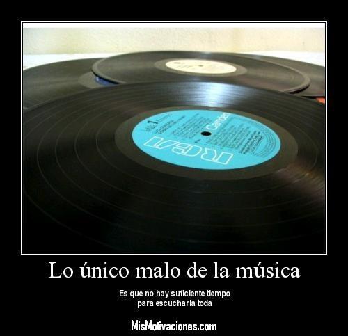 si la musik no podriamoss vivirrr