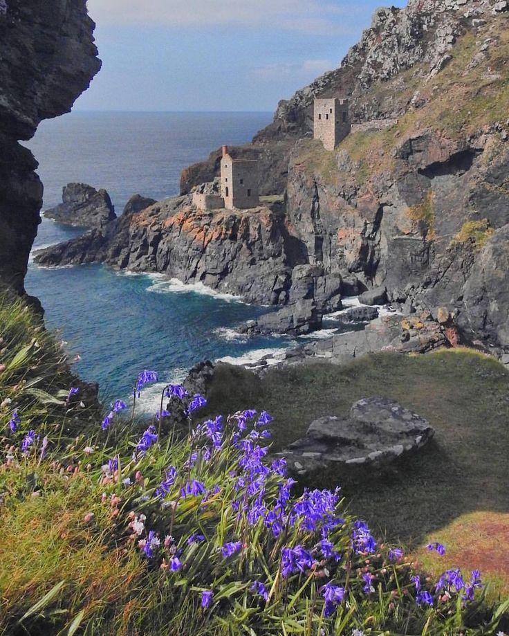 Botallack - Cornwall, England