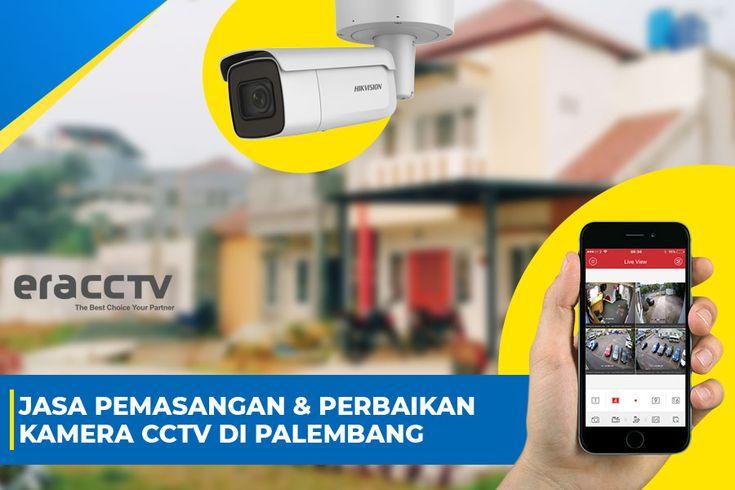 Jasa Pemasangan Kamera CCTV di Palembang | Kota palembang