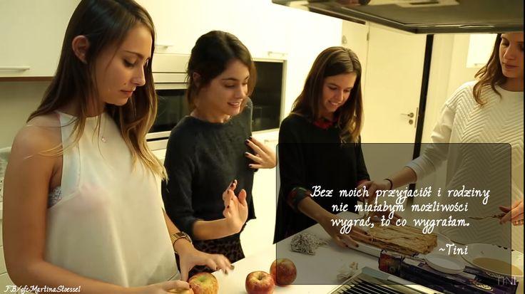 Cytat pochodzi z wywiadu Martiny Tini Stoessel dla magazynu ELLE.