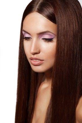 Brunette Hair Style Photos and Advice yoE53SMX