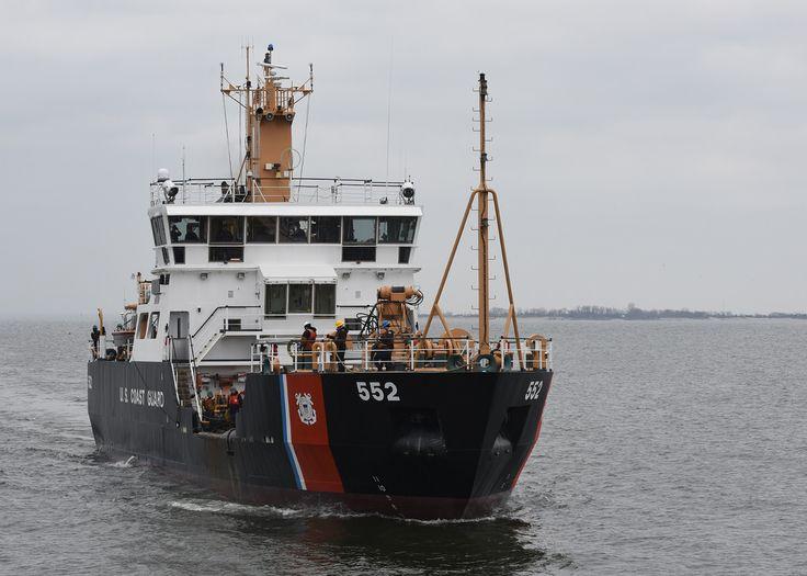 Coast Guard Cutter Katherine Walker