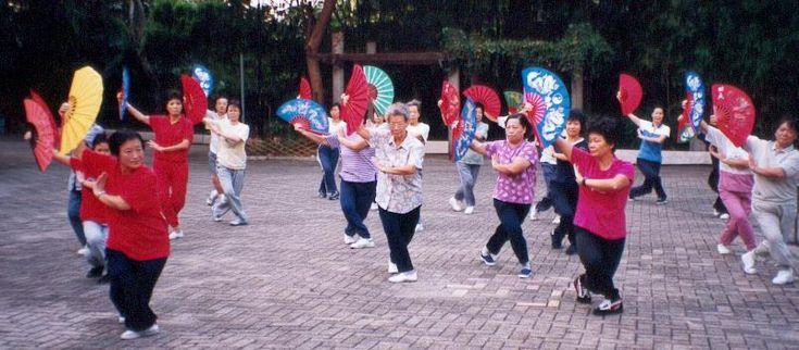 Fan Class in Hong Kong