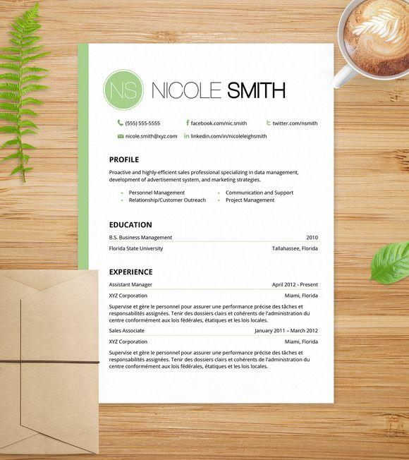 Professional Communications Manager Resume  Cover Letter     Graphic Design Junction  page Resume   CV Template Cover Letter for by TheResumeBoutique