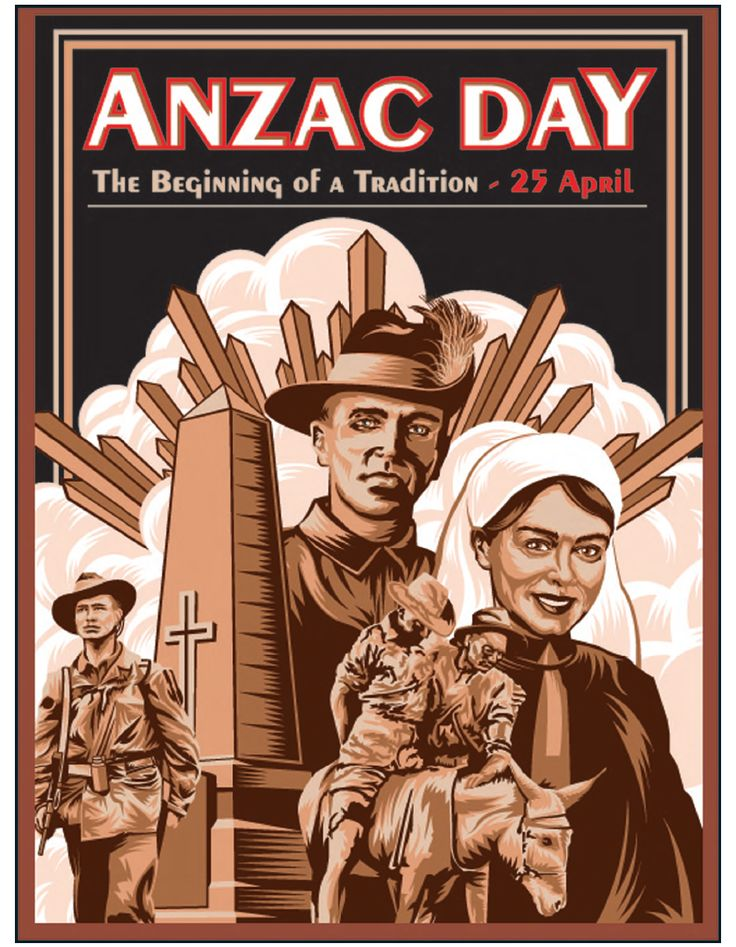 Download your #free #Anzac #Day classroom poster. Commemorating 100 years since the Anzacs landed at Gallipoli. #teaching #Australian #History.