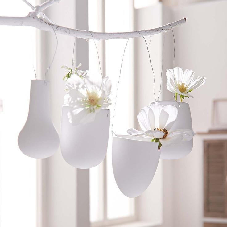 Hängende Vasen                                                                                                                                                                                 Mehr