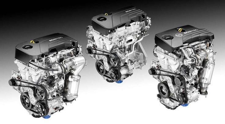 OPEL ECOTEC NEW GENERATION ENGINES