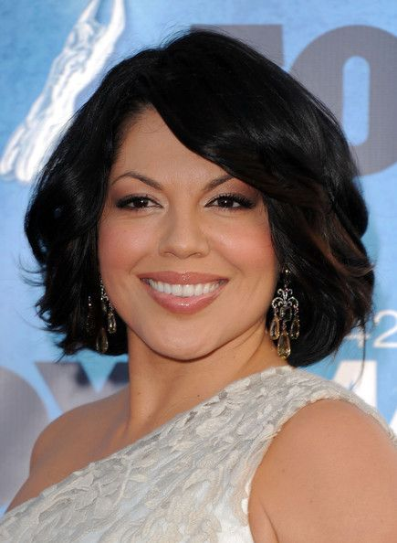 sarah ramirez | Sara Ramirez Actress Sara Ramirez arrives at the 42nd NAACP Image ...