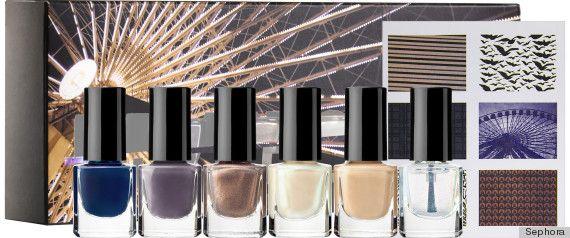 Divergent makeup collaboration with Sephora! | divergent nail kit