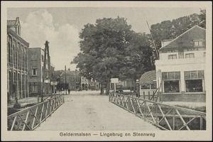 Geldermalsen - Lingebrug en Steenweg