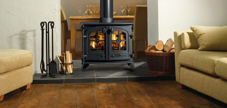 Double-Sided Stoves | Yeoman Stoves