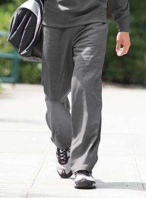 ATC™ PTECH™ FLEECE PANTS. #F223 - 12-oz, 100% polyester double-knit fleece. Elastic waistband with drawstring. Front pockets. Back welt pocket. Side leg zippers.