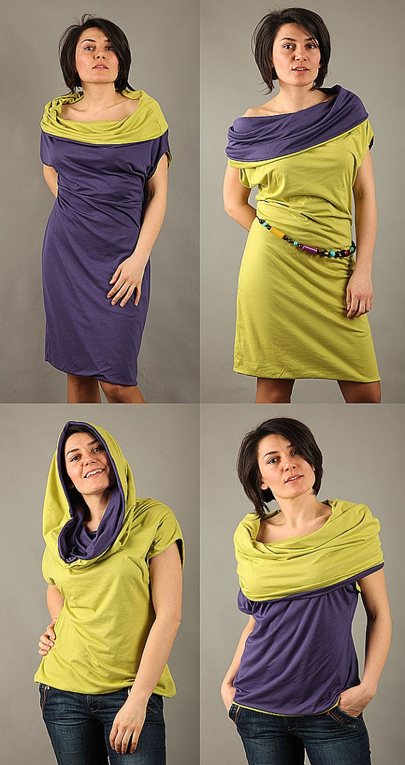 Reversible Multi wear dress.