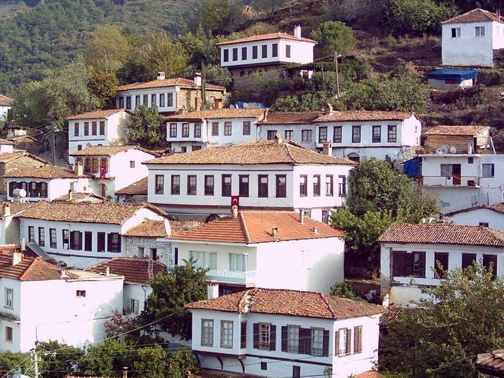 Şirince-İzmir/Türkiye